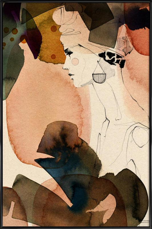 Mora Framed Poster