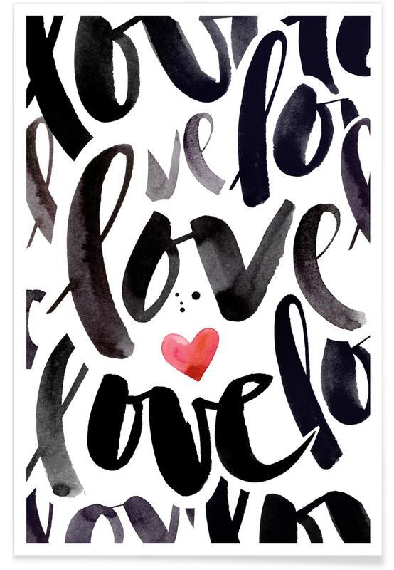 Anniversaries & Love, Valentine's Day, Love Quotes, Love Poster