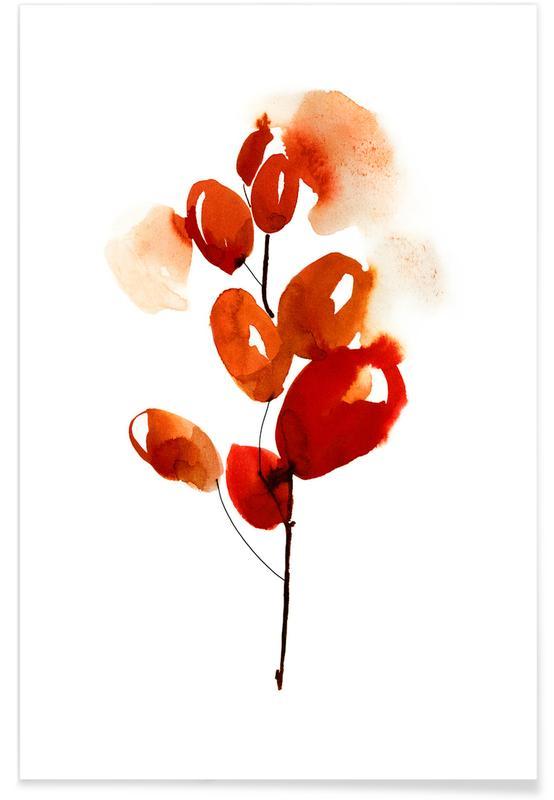 , Cherries Poster