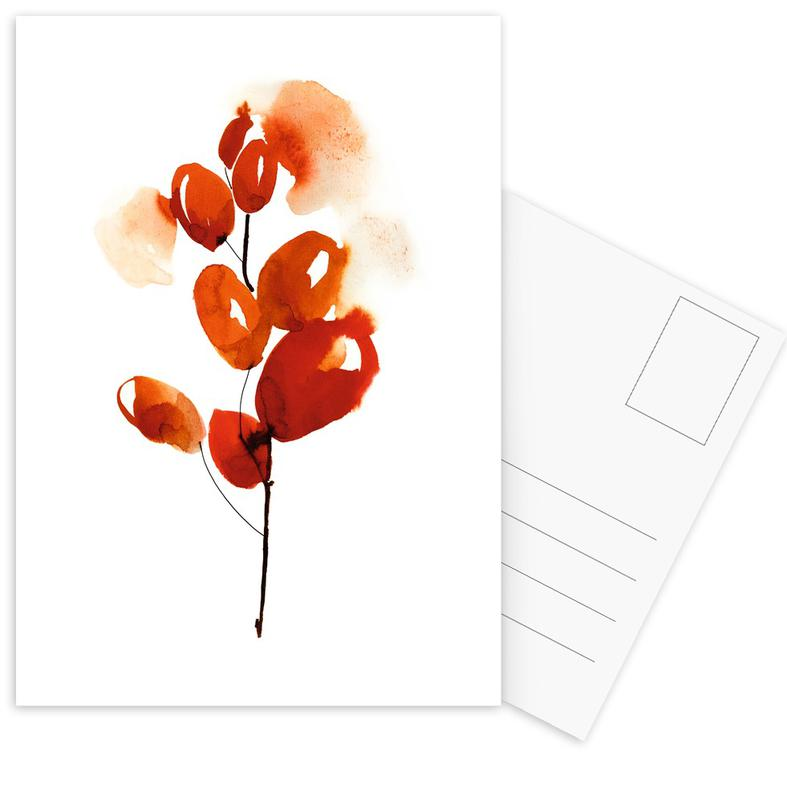 Cherries Postcard Set