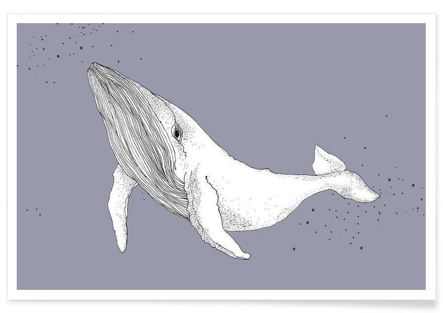 Wale, Whale -Poster
