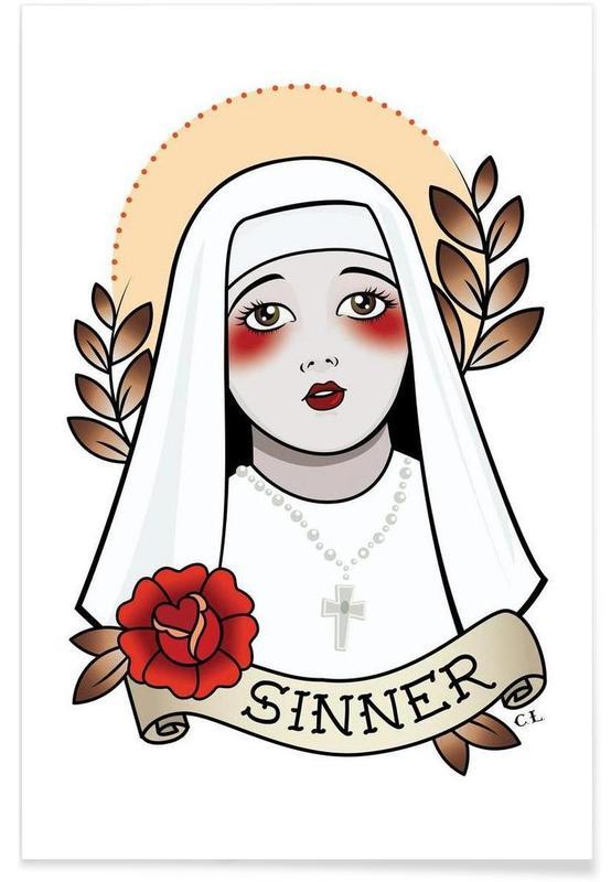 Sinner Poster