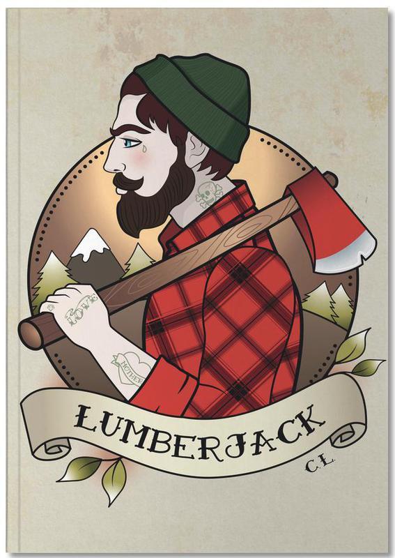 , Lumberjack Notebook