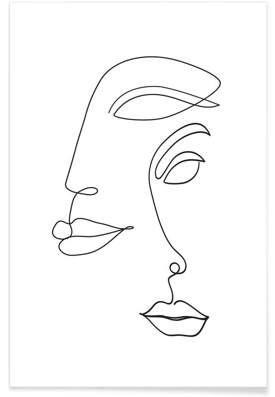 Two Faced affiche
