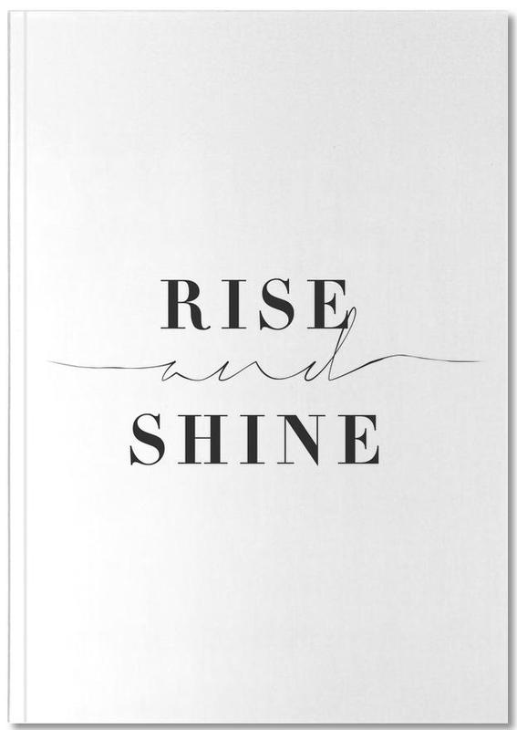 Rise and Shine Notebook