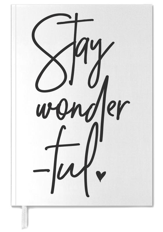 Stay Wonderful Personal Planner