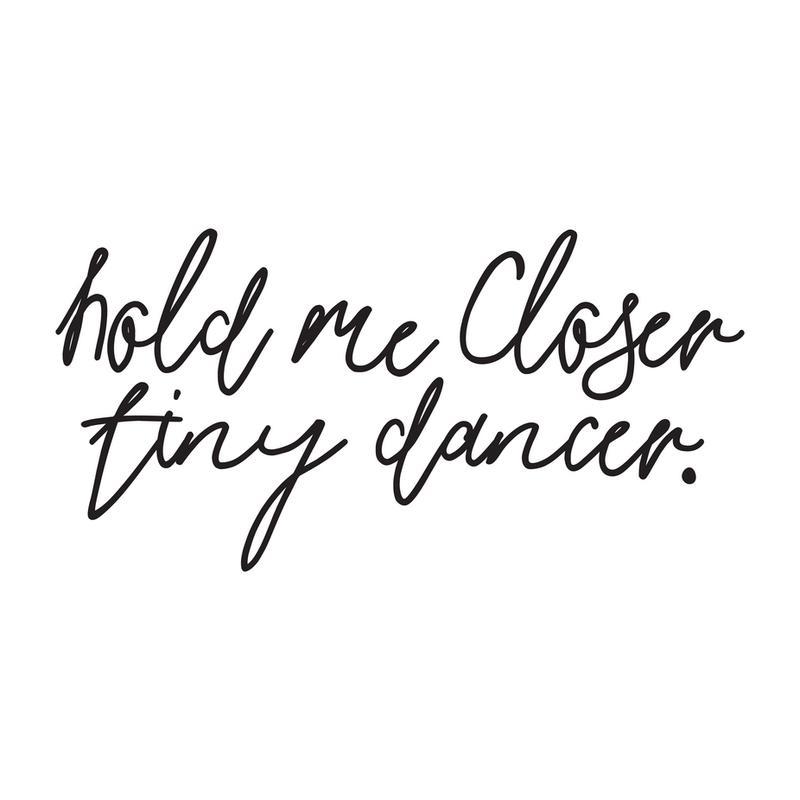 Hold Me Closer -Alubild
