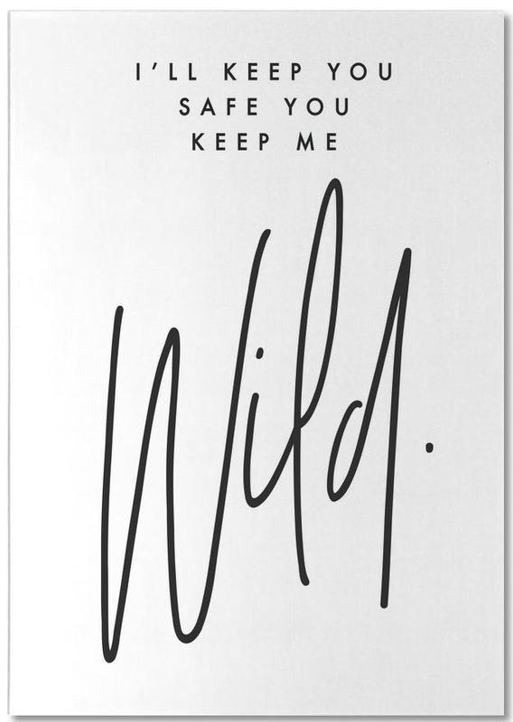 I'll Keep You Safe Notepad
