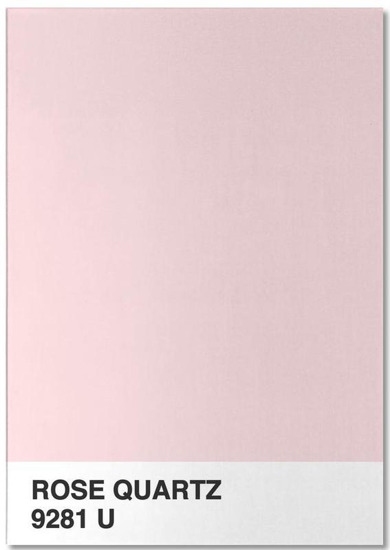 Rose Quartz -Notizblock