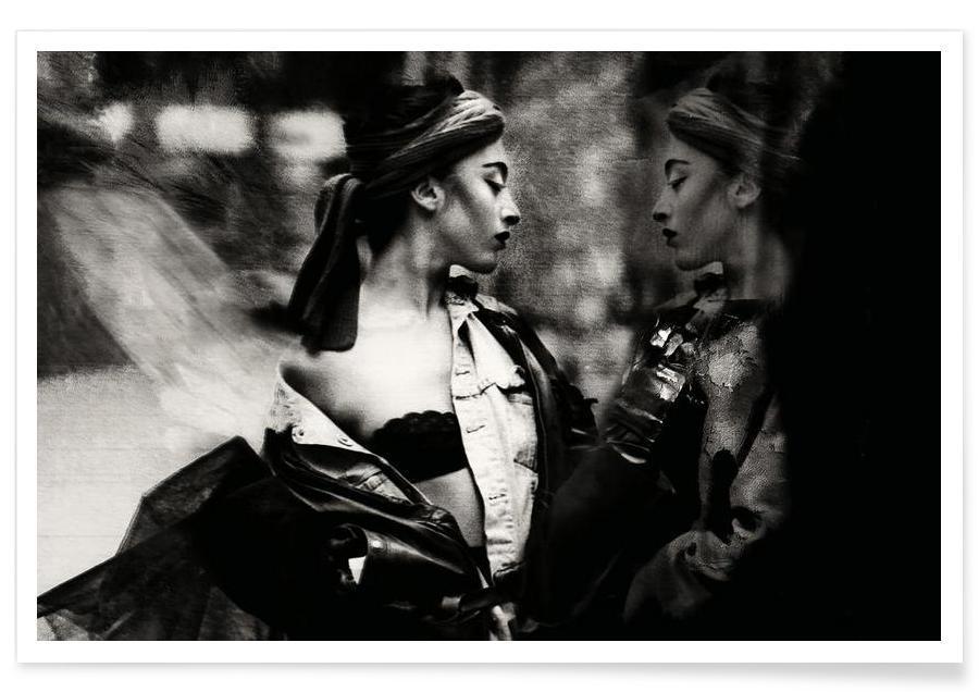 Noir & blanc, Critical affiche