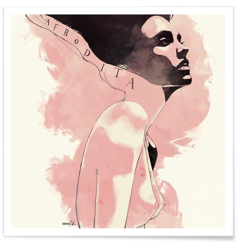 Afrodita Poster
