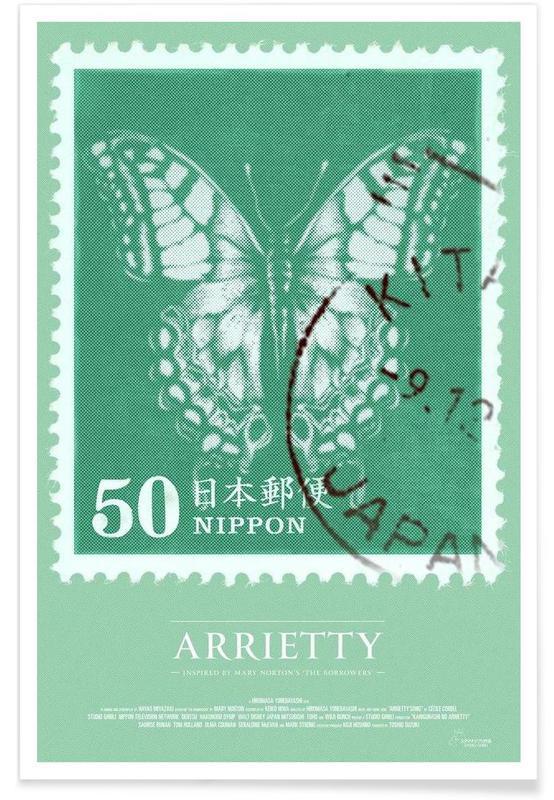 Filme, Arrietty -Poster