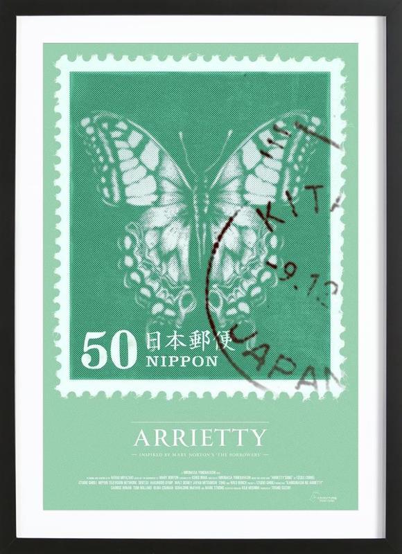 Arrietty Framed Print