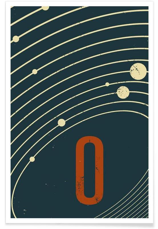 , Astro-nought -Poster