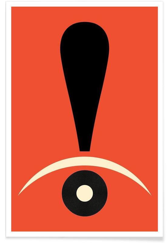 Films, Alarm poster