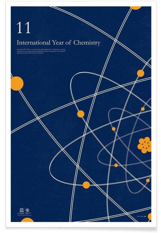 , IYC Ions poster