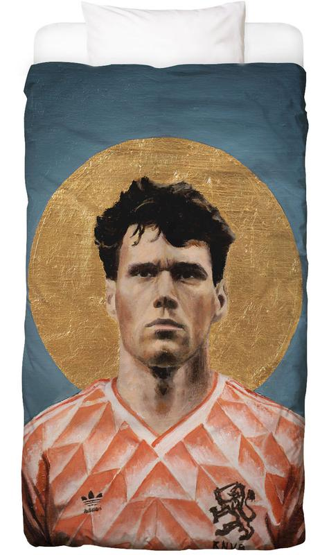 Football Icon - Marco van Basten Kids' Bedding