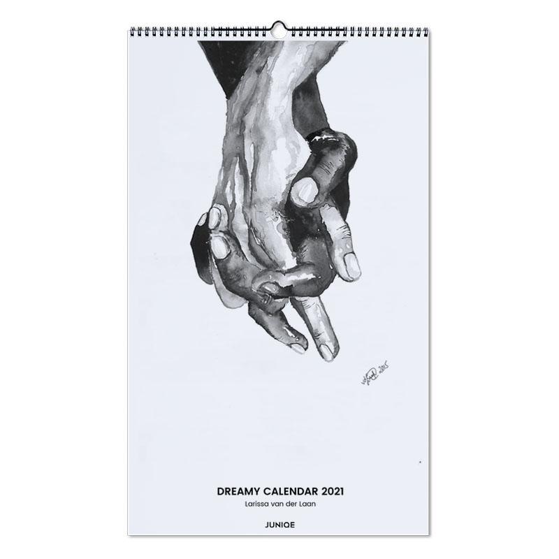 , Larissa van der Laan - Dreamy Calendar 2021 Calendar 2021 wandkalender