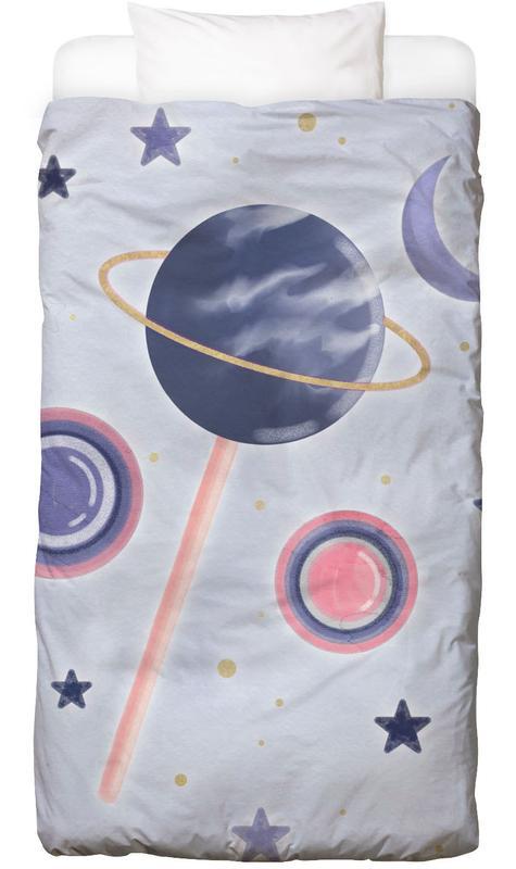 Lollipop Planet Kids' Bedding