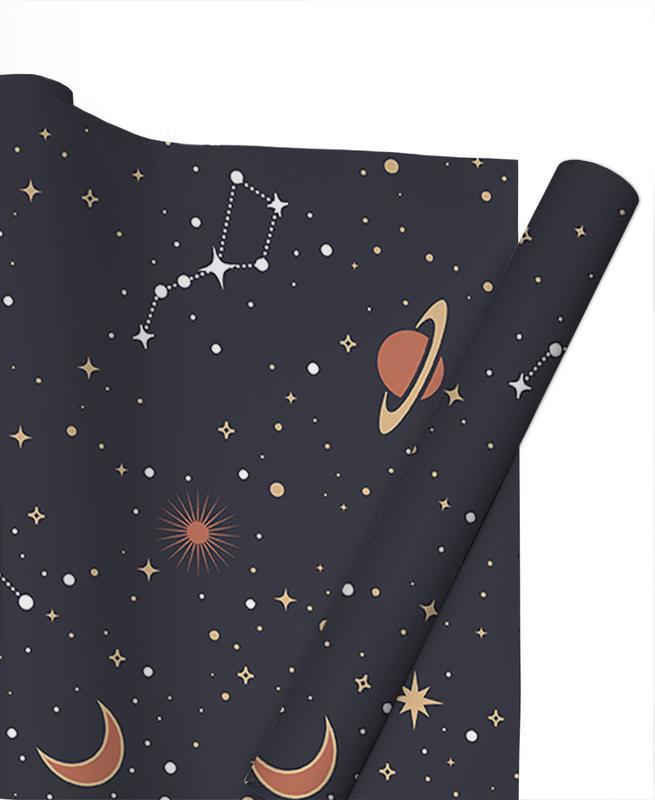 Mystical Galaxy -Geschenkpapier