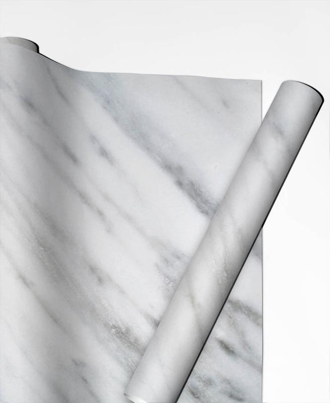 Carrara Italian Marble -Geschenkpapier
