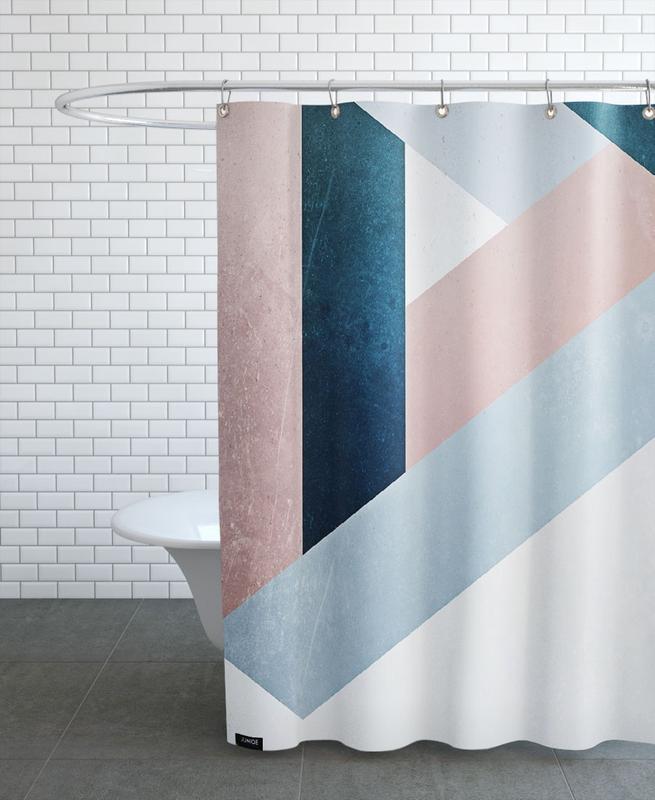 , Complex Shower Curtain