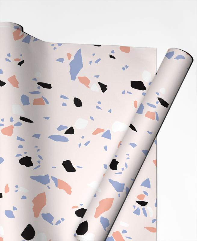 Sweet Terrazzo Texture -Geschenkpapier