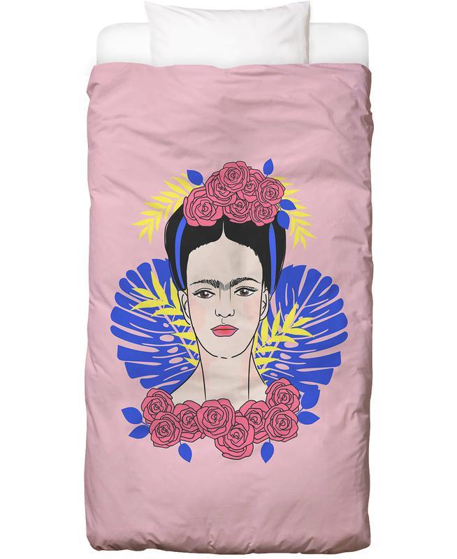Frida Kahlo, Tribute to Frida Linge de lit