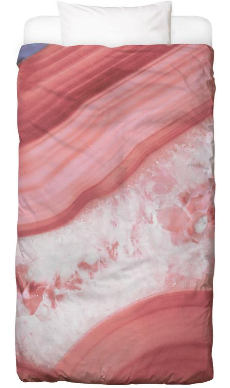 Agate Living Coral Bed Linen
