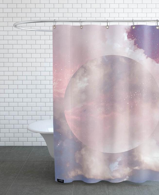 Another Galaxy Shower Curtain