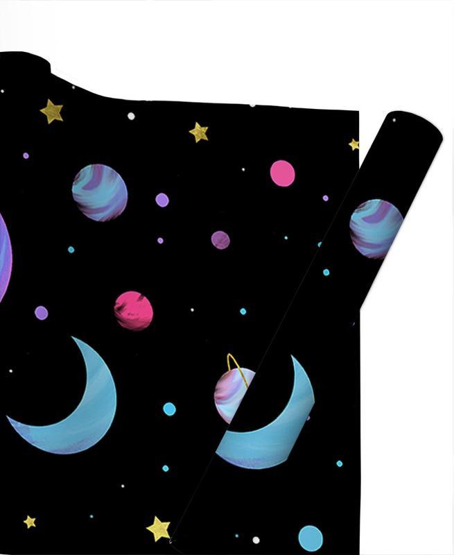 Great Universe -Geschenkpapier