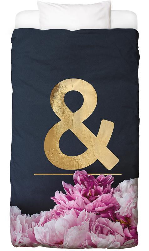 Flower Alphabet & Bed Linen