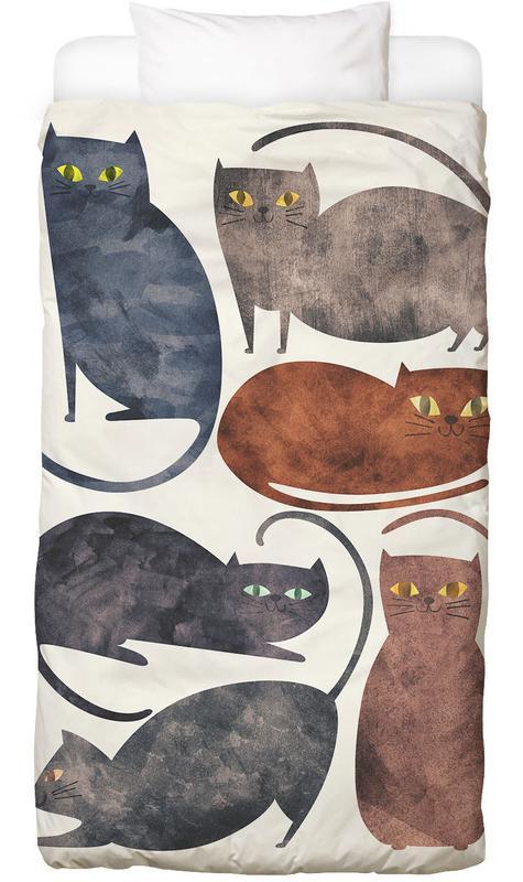 Chats, Cats housse de couette enfant