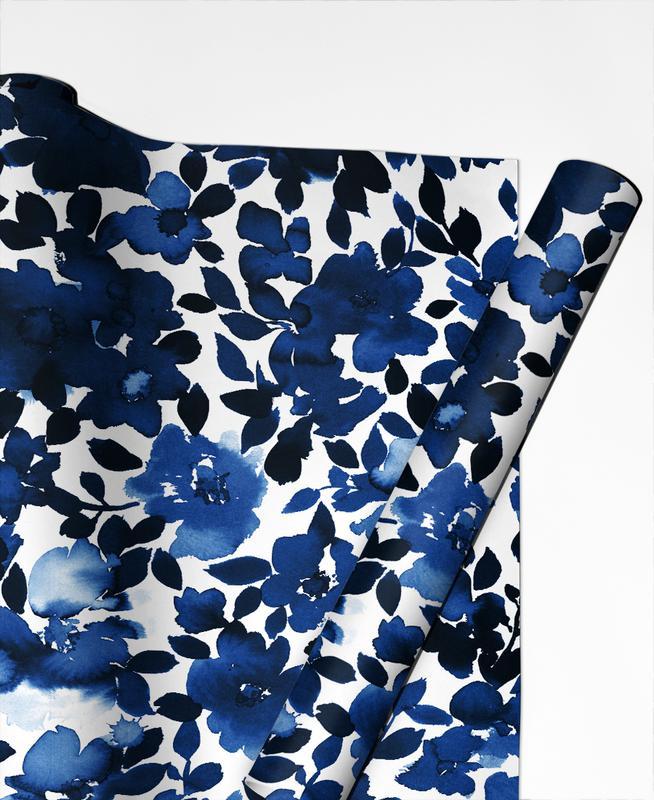 Sophia Floral Gift Wrap
