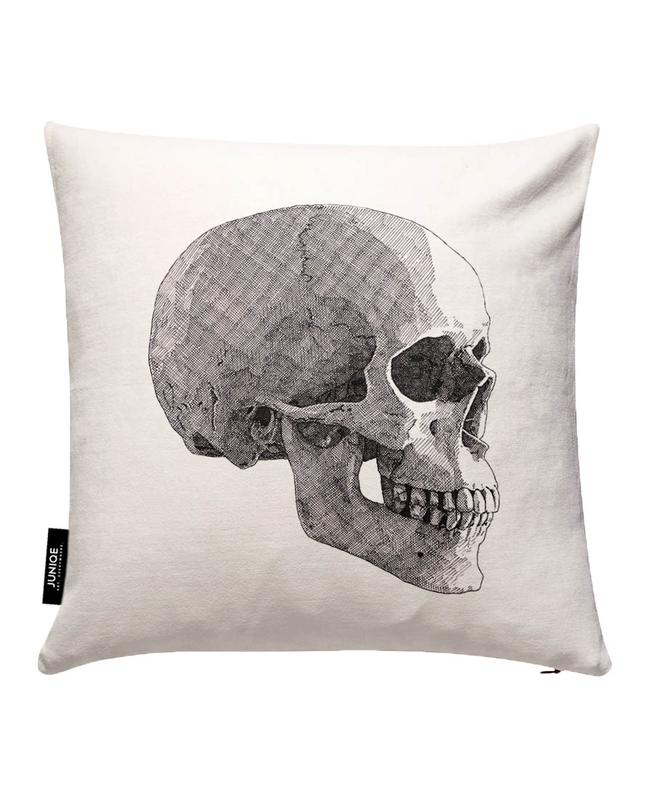 Skull 3 Cushion Cover