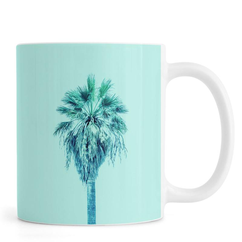 Palms, Green Sabal Palmetto Mug