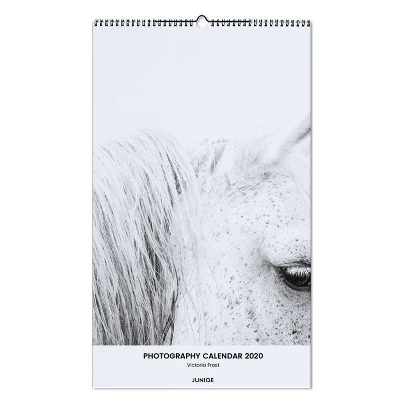 Photography Calendar 2020 - Victoria Frost Wall Calendar