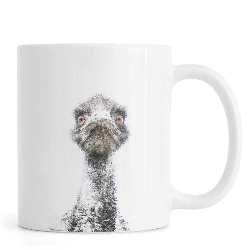 , Emu Mug