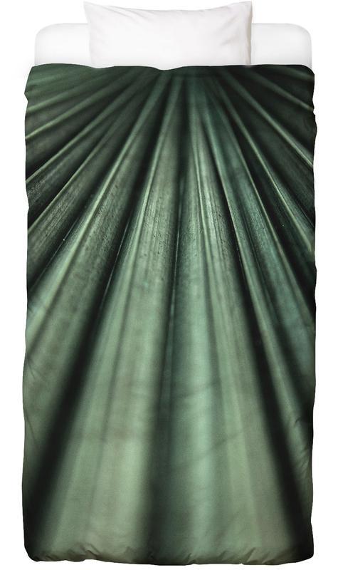 Green Palm Linge de lit