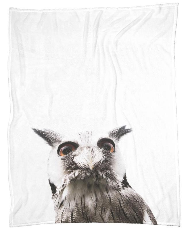 Lil Owl plaid