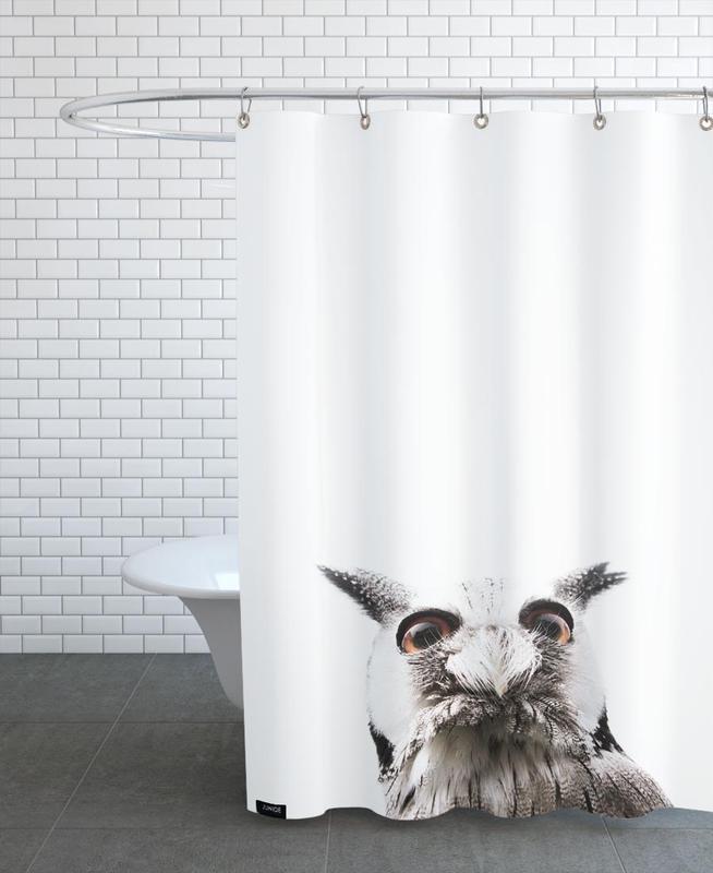 Lil Owl rideau de douche