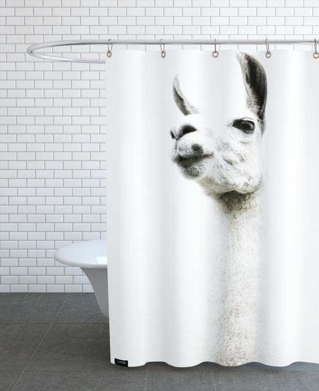 Llama I rideau de douche
