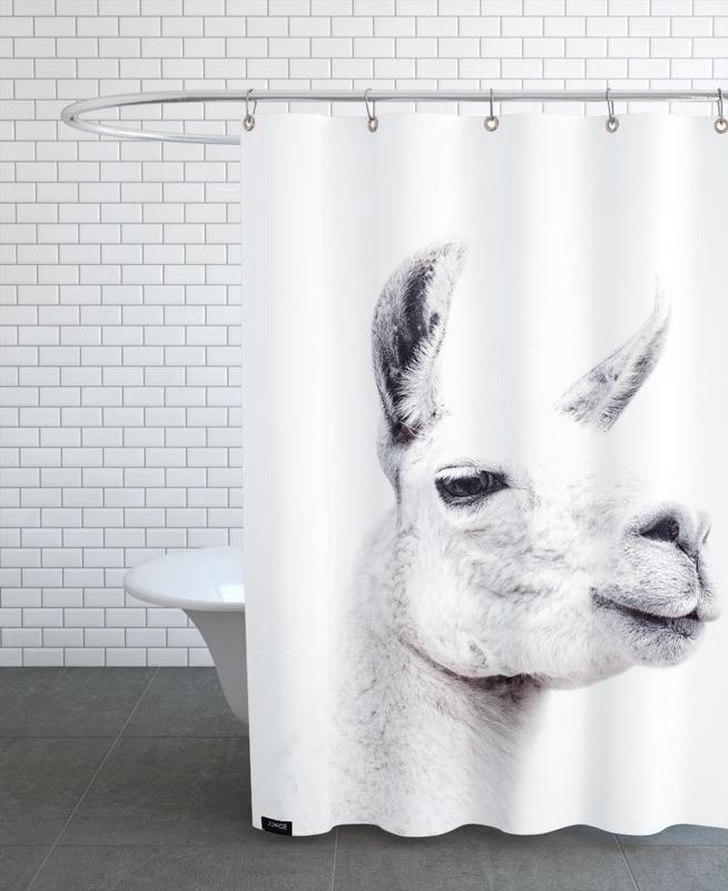 Lamas, Llama II rideau de douche