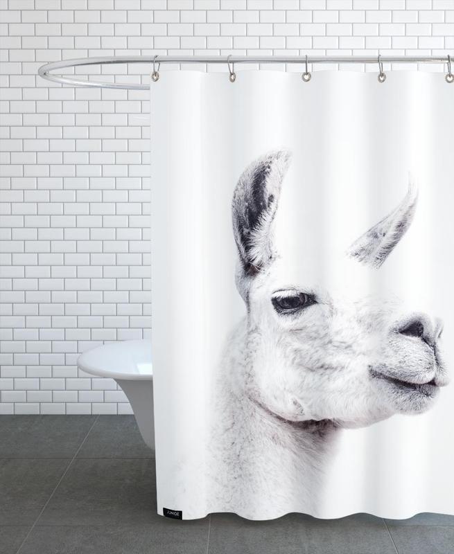 Llamas, Llama II Shower Curtain