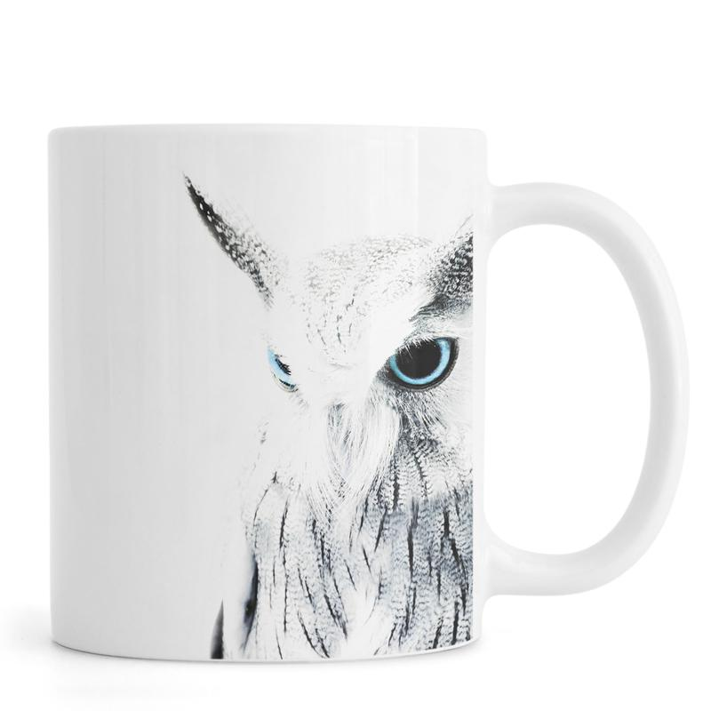 Owl II mug