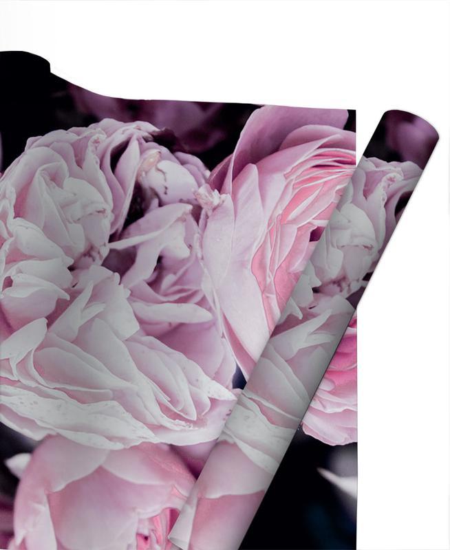 Roses, Pink flowers II papier cadeau