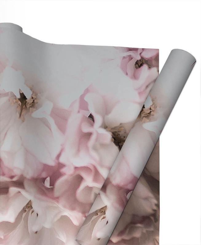 Roses, Pink Flowers papier cadeau