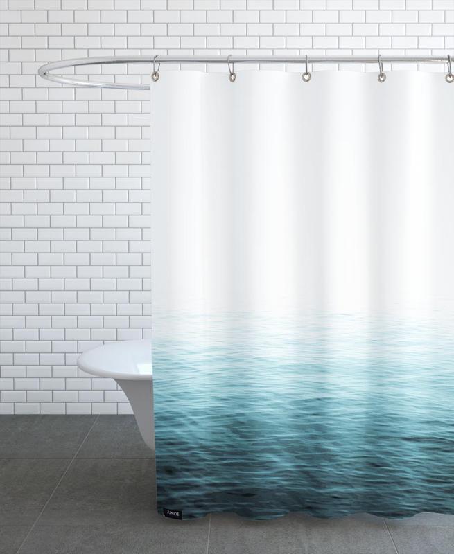 Vast Blue Ocean -Duschvorhang