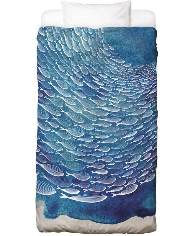 Fish Shoal Bed Linen