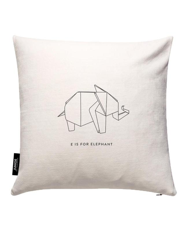 E Cushion Cover